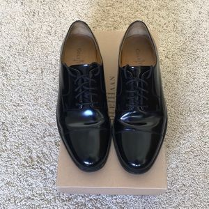 Cole Haan black oxford dress shoes size 10